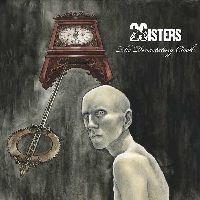 2SISTERS The Devastating Clock